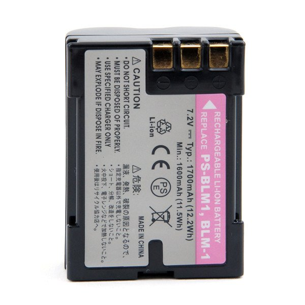 Camera battery 7,2V 1500mAh for Olympus E-520