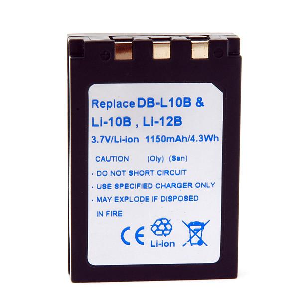 Camera battery 3,7V 1090mAh for Olympus Camedia C60 Zoom