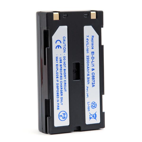 Camera battery 7,4V 2200mAh for HP Photosmart 912