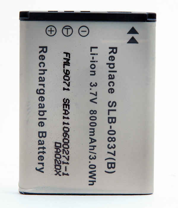 Camera battery 3,7V 750mAh for Samsung NV20