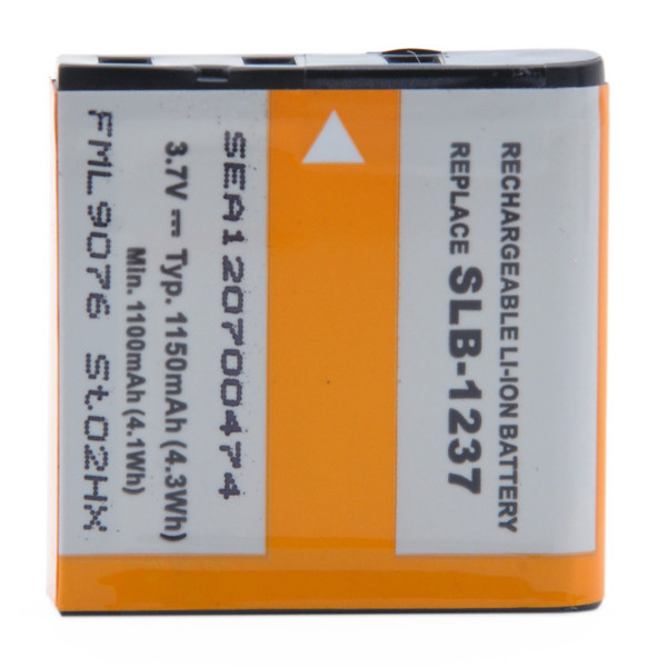 Camera battery 3,7V 1150mAh for Samsung Digimax L55W