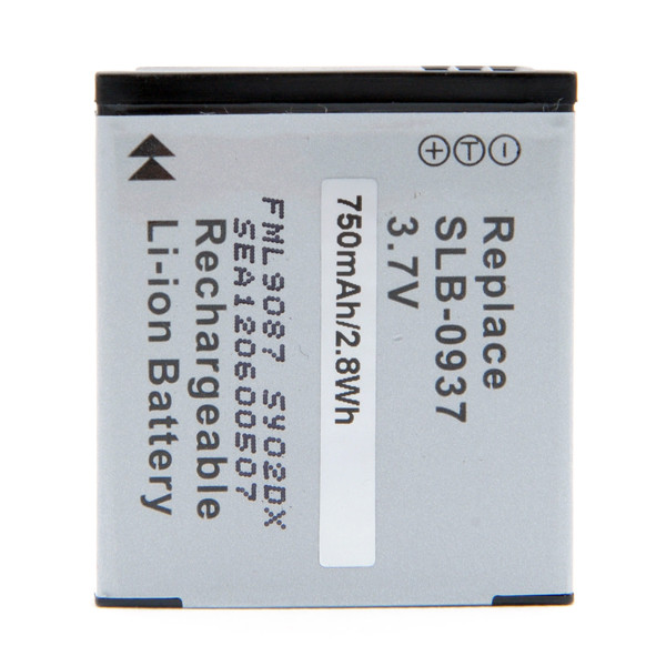 Camera battery 3,7V 750mAh for Samsung i8
