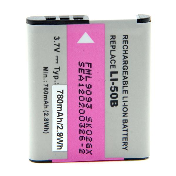 Camera battery 3,7V 770mAh for Panasonic HX-WA20W