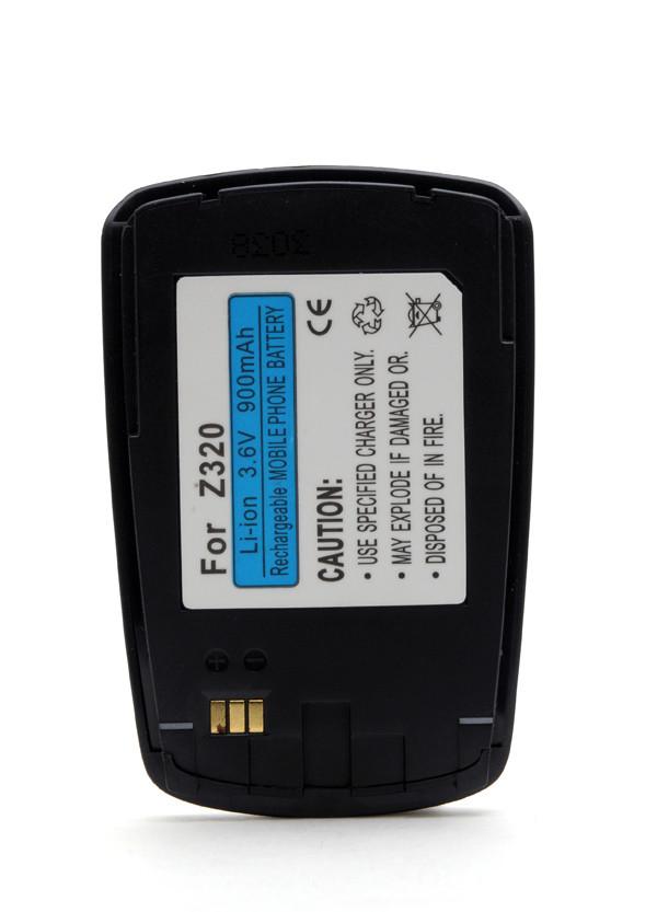 Mobile phone, PDA battery 3,6V 900mAh for Samsung SGH-Z320i