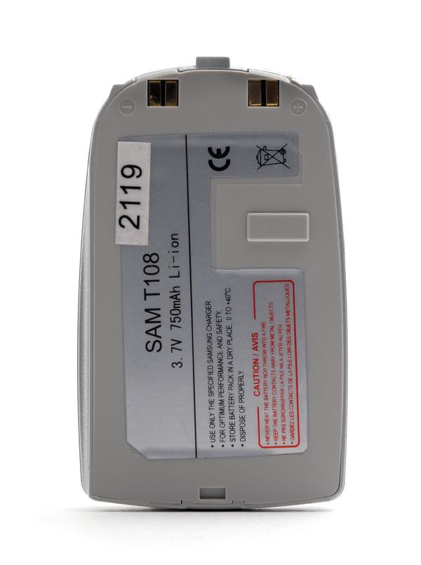 Mobile phone, PDA battery 3,7V 800mAh for Samsung SGH-X4200