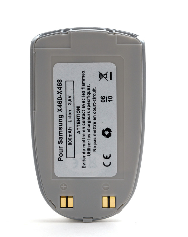 Mobile phone, PDA battery 3,7V 700mAh for Samsung SGH-X460