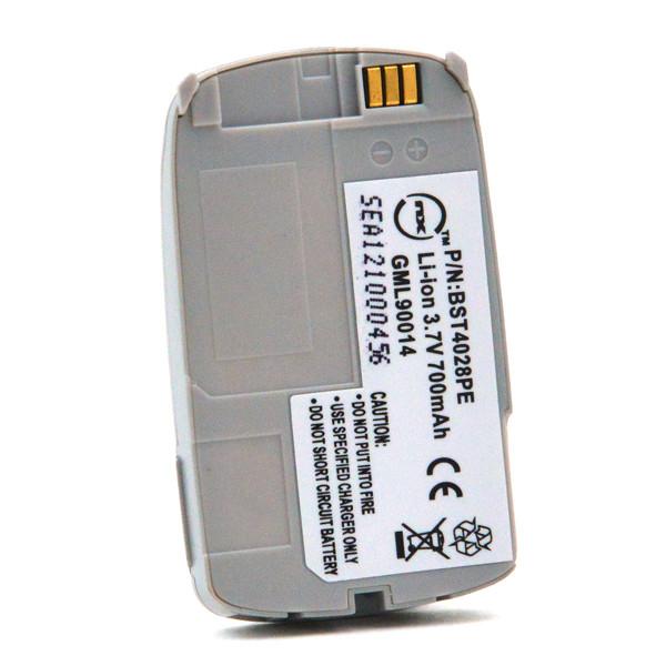 Mobile phone, PDA battery 3,7V 700mAh for Samsung SGH-E530