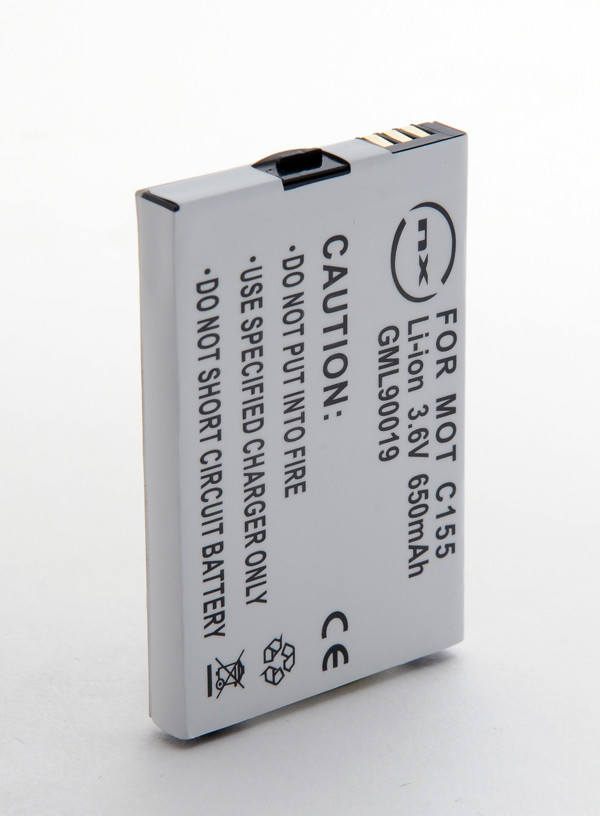Mobile phone, PDA battery 3,7V 700mAh for Motorola C115