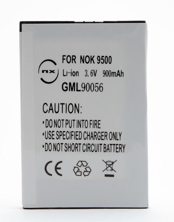 Mobile phone, PDA battery 3,7V 900mAh for Nokia 9500