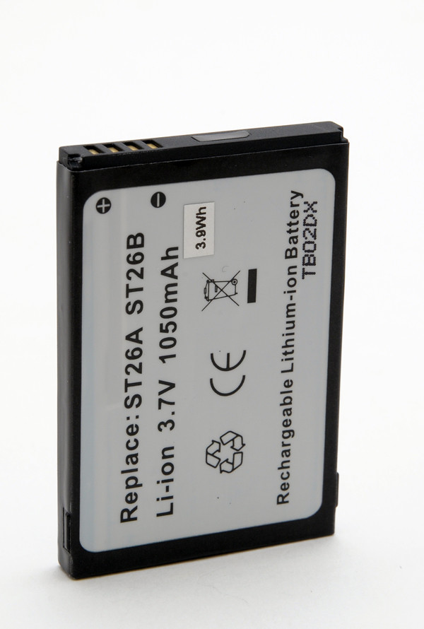 Mobile phone, PDA battery 3,7V 1000mAh for HTC S310