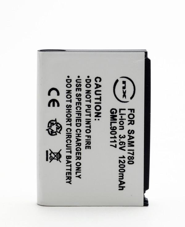 Mobile phone, PDA battery 3,7V 1100mAh for Samsung SGH-I780