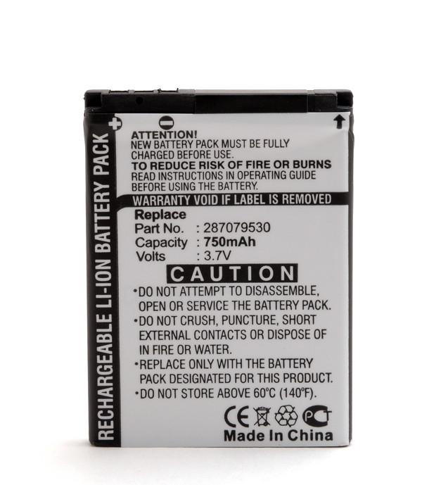 Mobile phone, PDA battery 3,7V 750mAh for Sagem MY501X