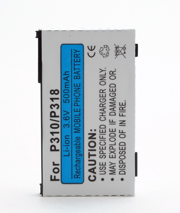Mobile phone, PDA battery 3,7V 550mAh for Samsung SGH-P310