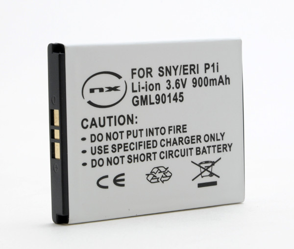 Mobile phone, PDA battery 3,7V 900mAh for Sony Ericsson P1i