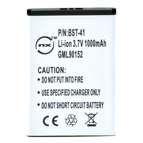 Mobile phone, PDA battery 3,7V 1000mAh for Sony Ericsson X10 Xperia