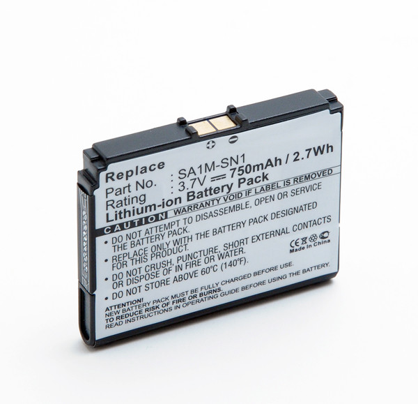 Mobile phone, PDA battery 3,7V 750mAh for Sagem MY850C