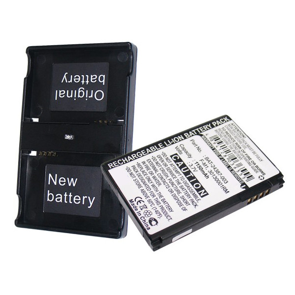 Mobile phone, PDA battery 3,7V 1150mAh for BlackBerry Pearl 3G 9105