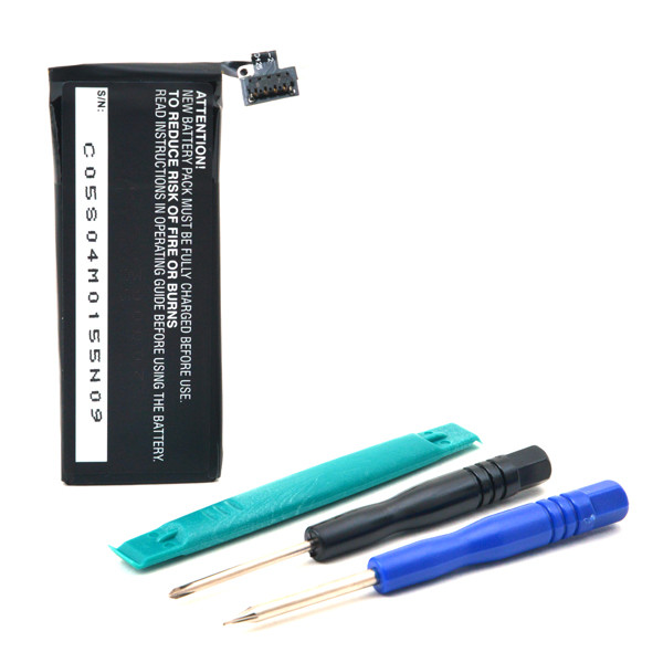 Mobile phone, PDA battery 3,7V 1450mAh for Apple iPhone 4S 32GB