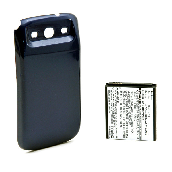 Mobile phone, PDA battery 3,7V 4200mAh for Samsung SCH-i939