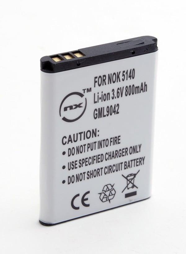 Mobile phone, PDA battery 3,7V 750mAh for Nokia 3220