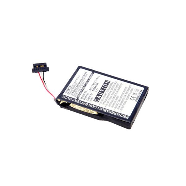 GPS battery 3,7V 1250mAh for Navman S70