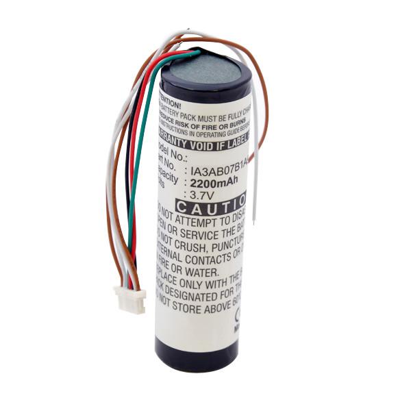 GPS battery 3,7V 2200mAh for Garmin Streetpilot C550