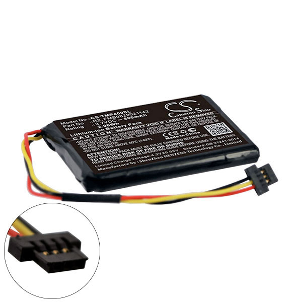 GPS battery 3,7V 1100mAh for TomTom One XL 4EG0.001.17