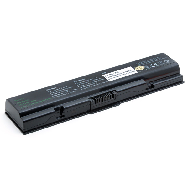 Laptop battery 10,8V 4600mAh for Toshiba Satellite Pro A300-1EA