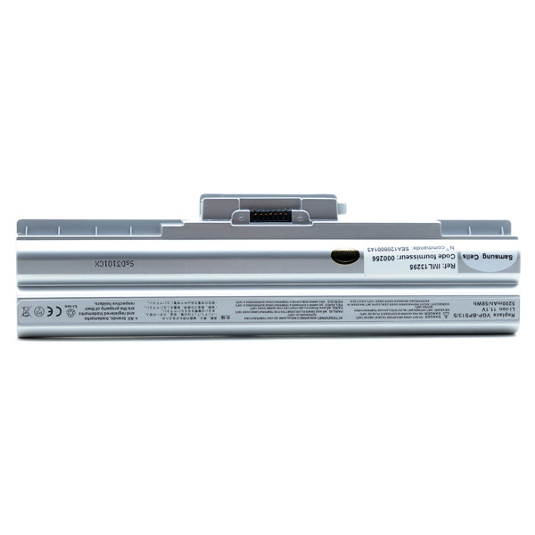 Laptop battery 11,1V 4800mAh for Sony Vaio VGN-CS11Z/R