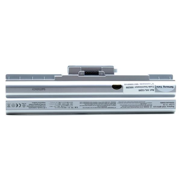 Laptop battery 11,1V 4800mAh for Sony Vaio VGN-CS21S/P