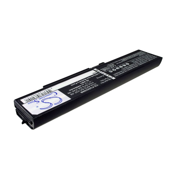 Laptop battery 11,1V 5200mAh for Fujitsu Siemens Esprimo Mobile V6515