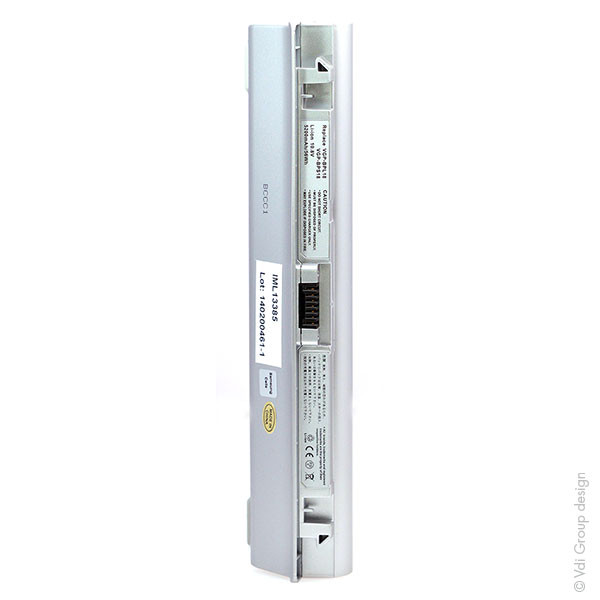 Laptop battery 10,8V 5200mAh for Sony Vaio VPC-W11S1E/W