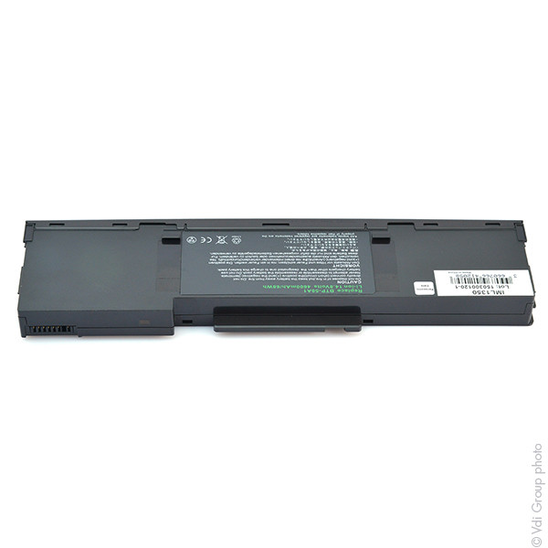 Laptop battery 14,8V 4400mAh for Acer TravelMate 2003LC