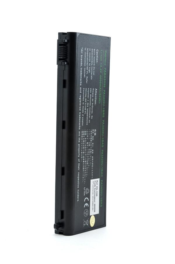 Laptop battery 14,4V 4400mAh for Toshiba Satellite Pro L100-106