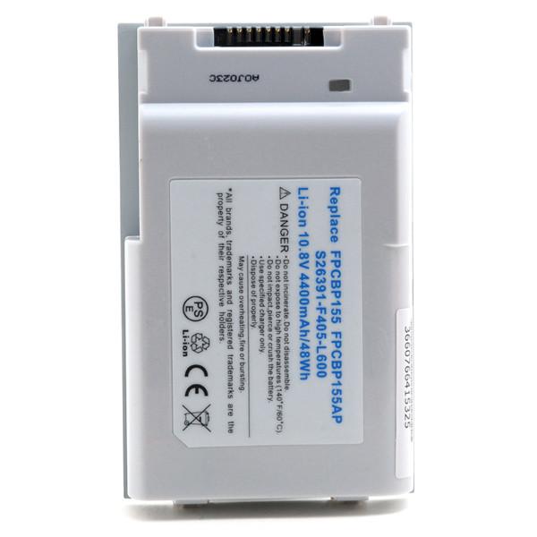Tablet battery 10,8V 4400mAh for Fujitsu Siemens LifeBook T4210