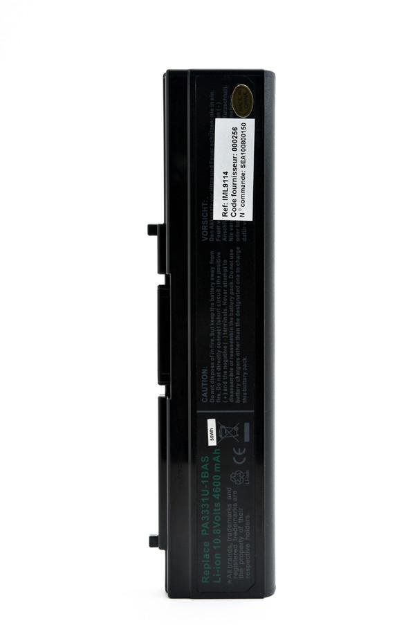 Laptop battery 11,1V 4400mAh for Toshiba Satellite M30-841