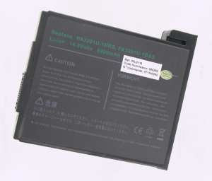 Laptop battery 14,8V 6600mAh for Toshiba Satellite P20-504