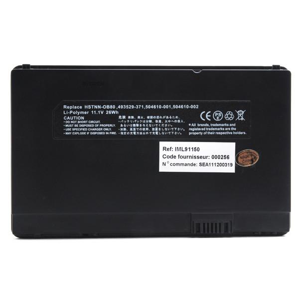 Laptop battery 11,1V 2300mAh for HP Compaq Mini 1099EA Vivienne Tam Edition