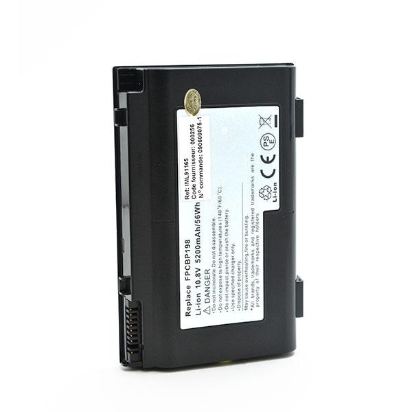 Laptop battery 10,8V 5200mAh for Toshiba Satellite A210-130