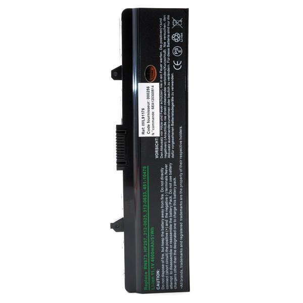 Laptop battery 11,1V 4600mAh for Dell Inspiron 1525