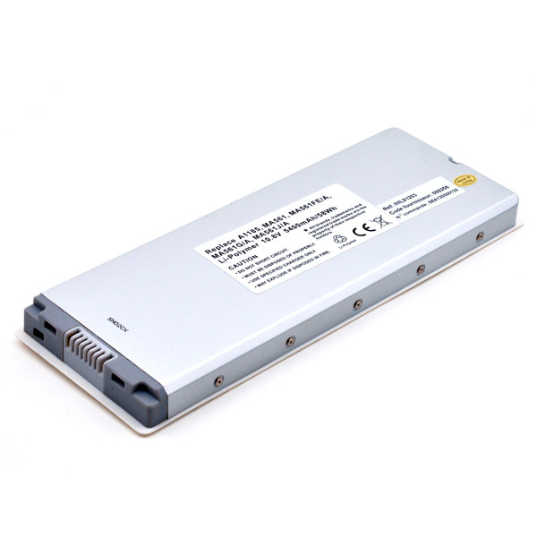 Laptop battery 10,8V 5400mAh for Apple MacBook 13
