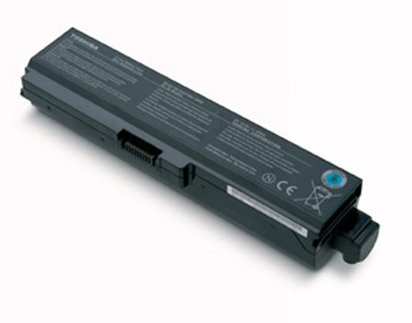 Laptop battery 10,8V 9200mAh for Toshiba Satellite C660D-155