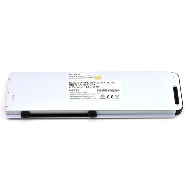Laptop battery 10,8V 4600mAh for Apple MacBook Pro 15