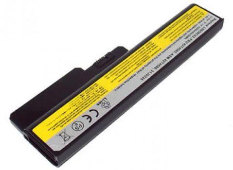 Laptop battery 11,1V 5200mAh for IBM Lenovo 3000 N500 4233-52U
