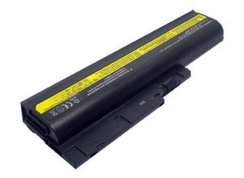 Laptop battery 10,8V 5200mAh for IBM Lenovo ThinkPad R61E 8918
