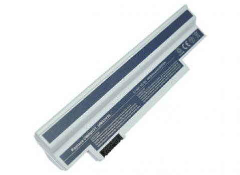 Laptop battery 10,8V 5200mAh for Acer Aspire One 532H-2DR W7616