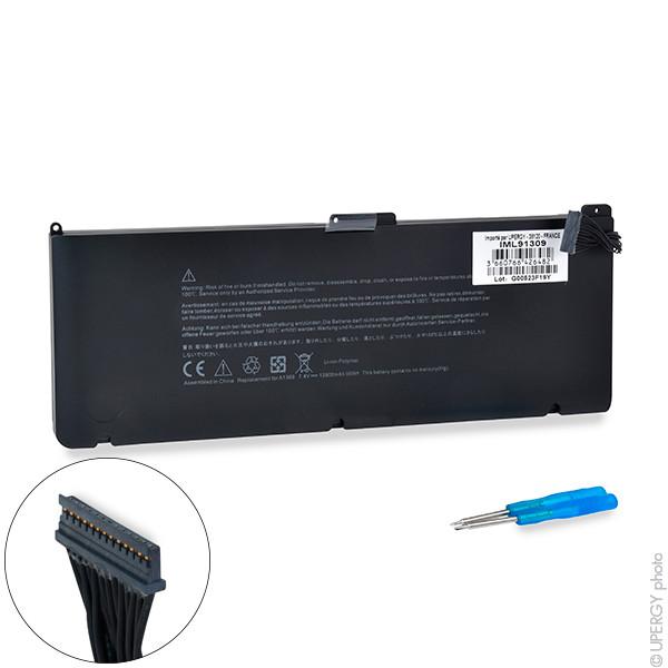 Laptop battery 7,4V 11200mAh for Apple MacBook Pro 17