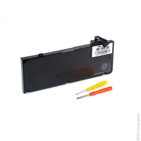 Laptop battery 10,95V 5800mAh for Apple MacBook Pro 13