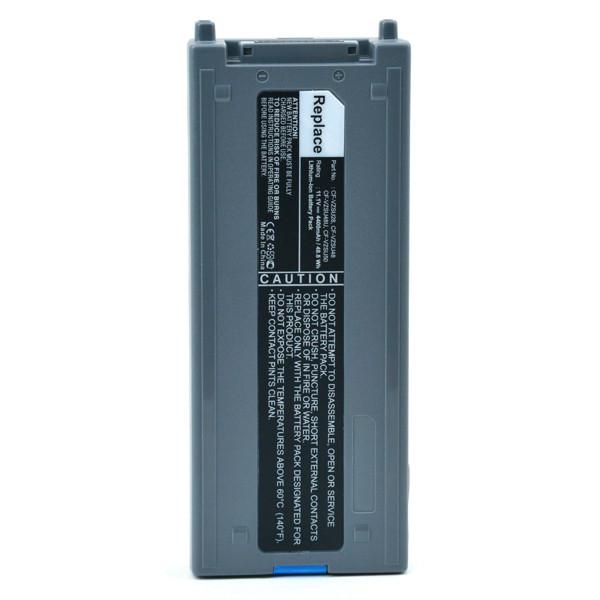 Laptop battery 11,1V 4400mAh for Panasonic ToughBook CF-19