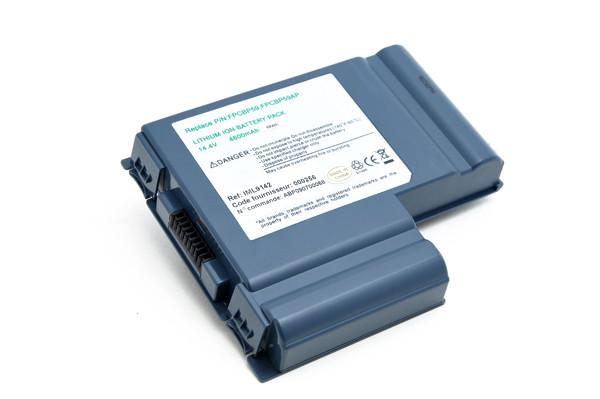 Laptop battery 14,4V 4600mAh for Fujitsu Siemens LifeBook C1110D